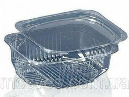 Упаковка для салатов и полуфабрикатов ПС-180 (250 мл)...
