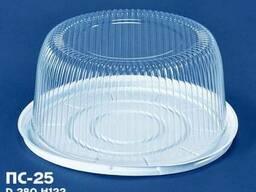 Упаковка для торта ПС-25