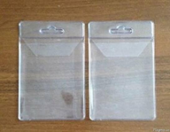 Упаковка ПВХ для крючков
