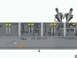 Упаковочный автомат, модель Signum- S240D