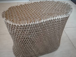 Упаковочный материал – бумажный сотовый заполнитель