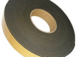 Уплатнительная лента EPDM на основе синтетического каучука