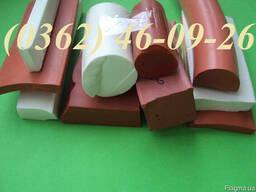 Уплотнения силиконовые