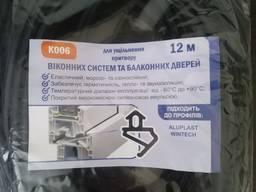 """Уплотнитель для оконных систем (12м) совместим с """"Aluplast"""""""