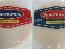 """Уплотнитель поролоновый самоклеющийся """"Polipak"""""""