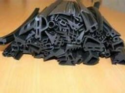Уплотнители резиновые для строительных конструкций