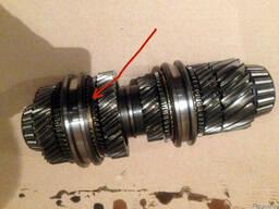 Упорное кольцо синхронизатора кпп 43350-24330 на Hyundai Tuc