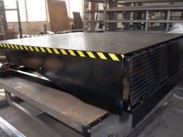Гідравлічна вирівнююча платформа (доклевелер) Aubau-dl