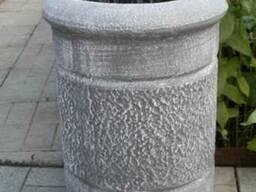 Урна бетонная 400х560 вес изделия - 70кг цена купить