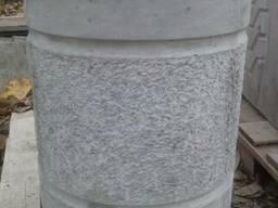 Урна для бетонная