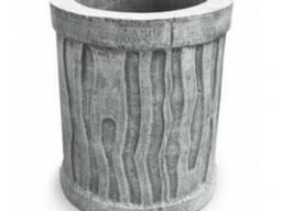 Урна для мусора бетонная