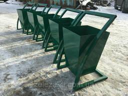 Урны уличные для мусора, бесплатная доставка по. ..