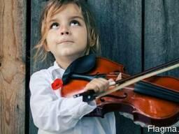Уроки музыки для детей 3-6 л. Школа творчества Imaginе.