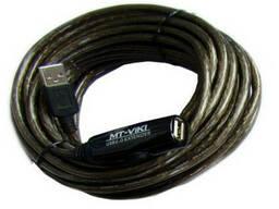 USB 2. 0 10 метров - Удлинитель USB 2. 0 ( 10 метров )