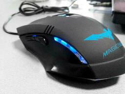 Игровая оптическая USB мышка Havit HV-MS672 Черный (004215)