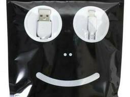 USB кабель для iPhone Lightning (кабель для зарядки. ..