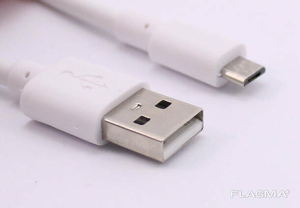 USB кабель Griffin (Micro USB) белый