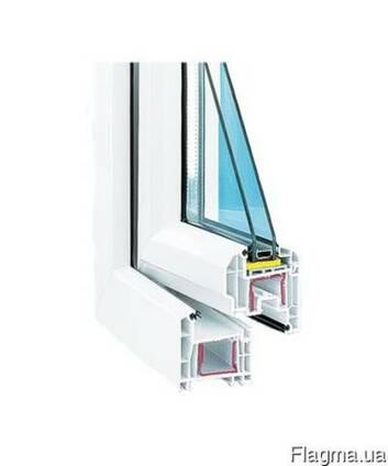 Ущільнювачі для віконних систем Vekf, Rehau, Aluplast