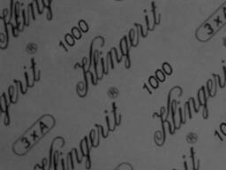 Ущільнювальний азбестовий картон Клінгеріт