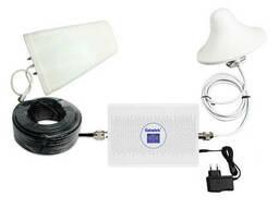 Усилитель мобильной связи Lintrаtеk KW23C-GD 900+1800 АРУ набор