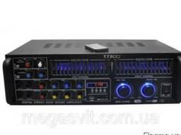 Усилитель мощности звука AMP AV 1900