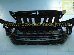 Усилитель, решетка радиатора, облицовка Peugeot, 7422AP, 7422AQ