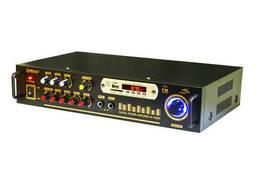 Усилитель звука MAX AV-102BT с выходом на 5 колонок
