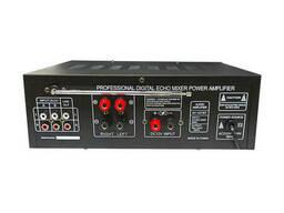 Усилитель звука Rose Mark AV-327BT с блютуз, зквалайзером