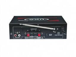 Усилитель звука UKC SN-003BT блютуз, USB, FM