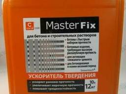 Ускоритель для бетона Coral MasterFix 5 л