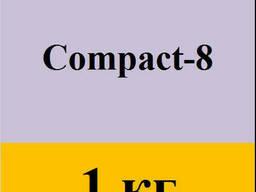 Ускоритель схватывания бетона и гипса Compact-8, 1 кг
