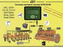 УСКВ-8 Новинка расширенная версия сигнализации НИВА-12М на с