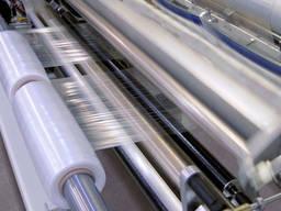 Услуга производства стретч пленки из вашей гранулы