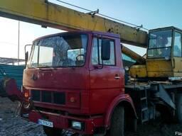 Услуги (аренда) автокрана. 14 тонн г. Николаев, Николаевская