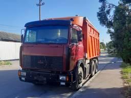 Услуги аренда МАЗ 14 тонн Новомосковск, Днепр