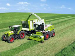 Услуги аренда сельхозтехники трактора посевного комплекса
