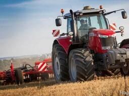 Услуги аренда трактора Житомир чизель бороны дискриппер