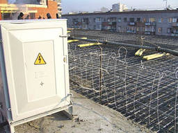 Услуги / аренда трансформаторов для прогрева бетона / прогревка бетонов