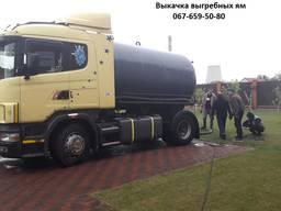 Услуги ассенизатора Киев, Прочистка канализации