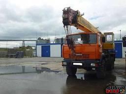 Услуги автокрана 10-12 тон