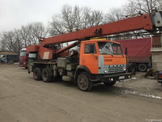 Услуги автокрана 14-16 тонн