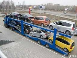 Услуги автовоза Европа - Украина