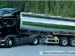 Услуги бензовоза, аренда бензовоза Киев