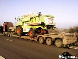 Услуги диспетчера по негабаритным грузоперевозкам на тралах