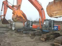 Услуги Екскаваторов Volvo 240, Doosan 255, Doosan 180