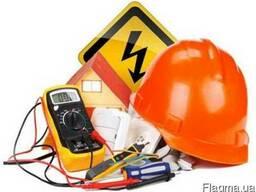 Услуги электрика. Электромонтаж проводки и оборудования.
