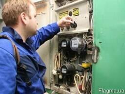 Услуги электрика в Донецке.электромонтаж,замена проводки