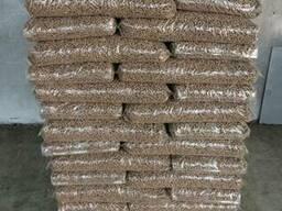 Услуги фасовки топливной гранулы (пеллеты) 6-8мм по 5-20кг