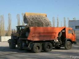Купить шлак, граншлак, гранулированный шлак, песок, щебень, отсев, чернозем в Мариуполе.