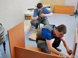 Услуги грузчиков. Перевозки авто от 500 кг до 5 тонн